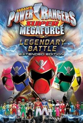 Power Rangers Super Megaforce - A Batalha Lendária Torrent Download