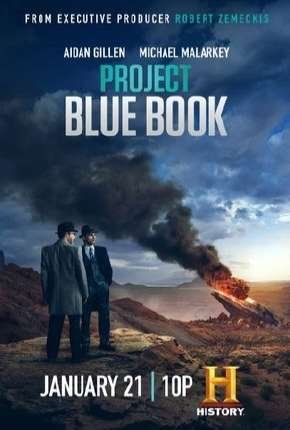 Projeto Livro Azul - Project Blue Book 2ª Temporada Torrent Download