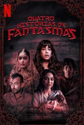 Quatro Histórias de Fantasmas Torrent Download