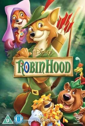 Robin Hood - Animação Torrent Download