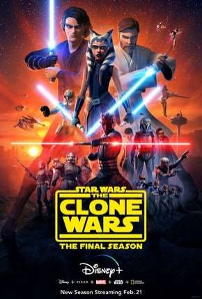 Star Wars - The Clone Wars - 7ª Temporada Torrent Download