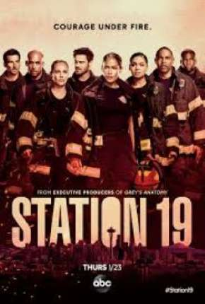 Station 19 - 3ª Temporada Torrent Download