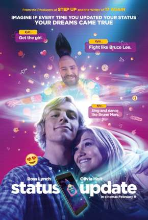 Status Update - Perfil dos Sonhos BluRay Torrent Download