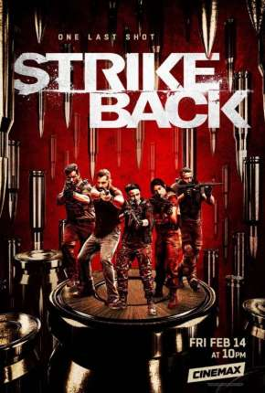 Strike Back - 8ª Temporada Legendada Torrent Download