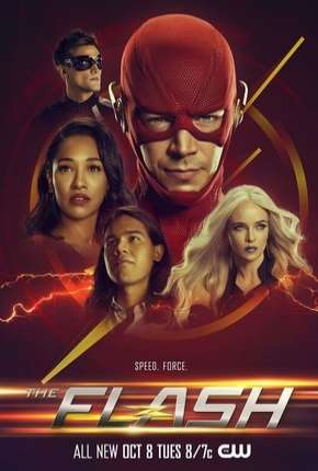 The Flash - 6ª Temporada Completo Torrent Download