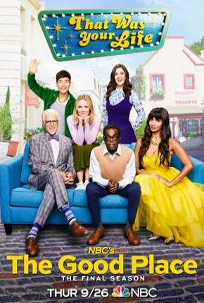 The Good Place - 4ª Temporada Torrent Download