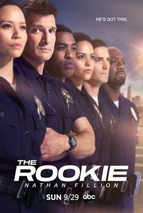 The Rookie - 2ª Temporada Legendada Torrent Download