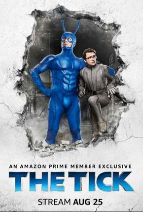 The Tick - 1ª Temporada Completa Torrent Download