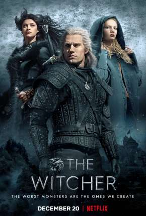 The Witcher - 1ª Temporada Netflix Torrent Download
