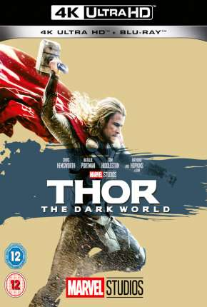Thor - O Mundo Sombrio 4K Torrent Download