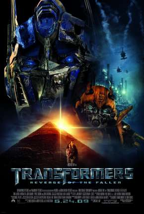 Transformers - A Vingança dos Derrotados - IMAX Torrent Download