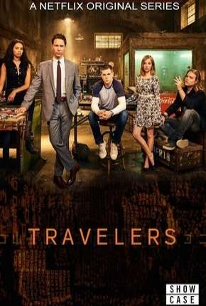 Travelers - 1ª Temporada Completa Torrent Download