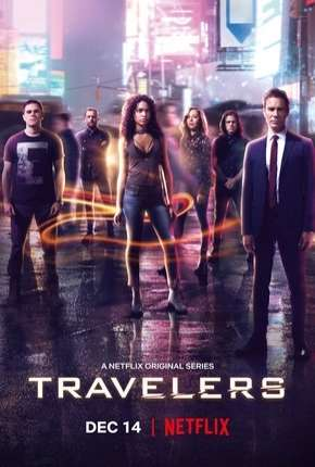 Travelers - 3ª Temporada Completa Torrent Download