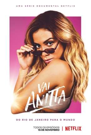 Vai Anitta - 1ª Temporada Completa Torrent Download