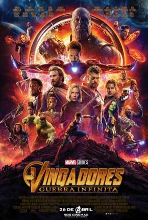 Vingadores - Guerra Infinita - 60 FPS Torrent Download