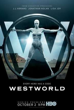 Westworld - 1ª Temporada Completa Torrent Download