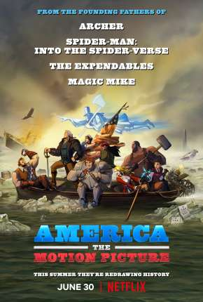 America - The Motion Picture Torrent Download
