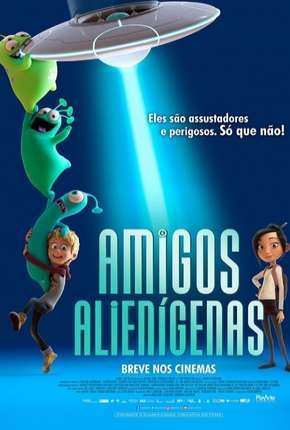 Amigos Alienígenas - Luis e the Aliens Torrent Download