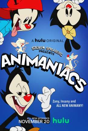 Animaniacs - 1ª Temporada Completa - Legendado Torrent Download