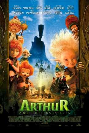 Arthur e os Minimoys Torrent Download