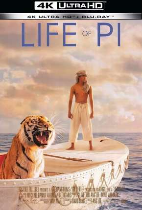 As Aventuras de Pi - 4K Torrent Download
