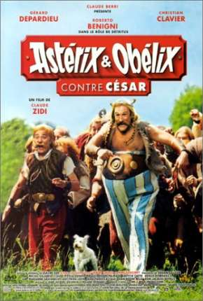 Asterix e Obelix Contra César Torrent Download