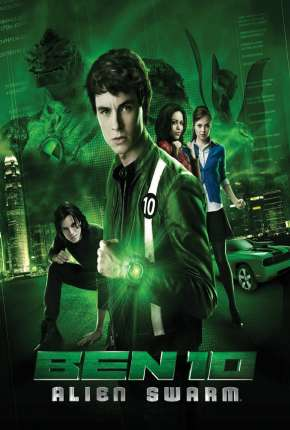 Ben 10 - Invasão Alienígena Torrent Download