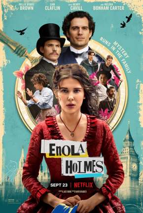 Enola Holmes Torrent Download