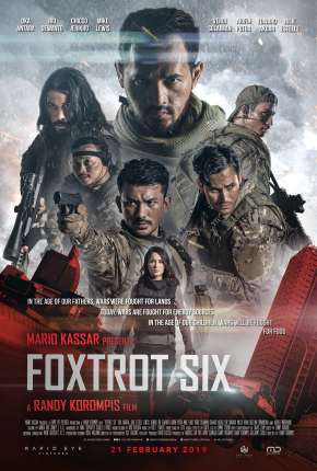 Foxtrot Six - Legendado Torrent Download