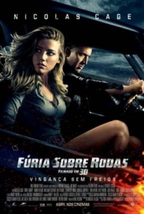Fúria Sobre Rodas - Drive Angry Torrent Download