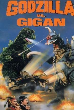 Godzilla vs. Gigan - Legendado Torrent Download