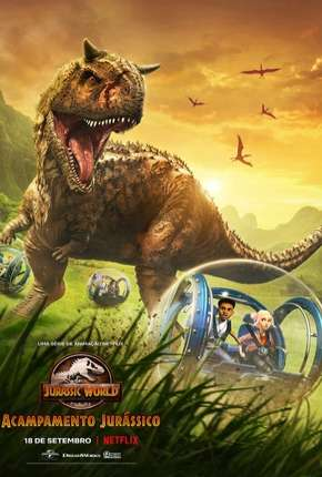 Jurassic World - Acampamento Jurássico - 1ª Temporada Completa Torrent Download