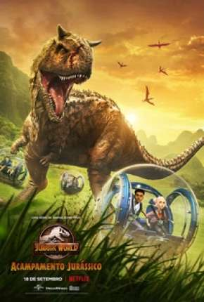 Jurassic World - Acampamento Jurássico Torrent Download