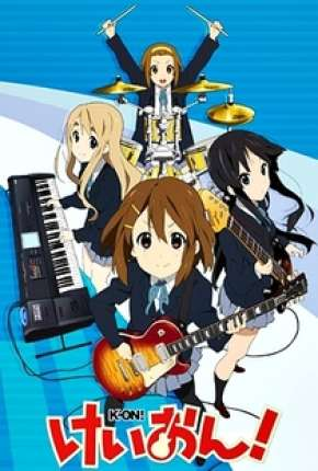 K-On! - Legendado Torrent Download
