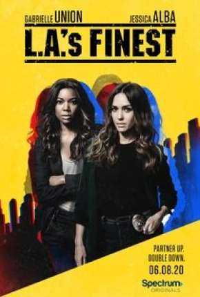 L.A.s Finest - Unidas Contra o Crime - 2ª Temporada Torrent Download