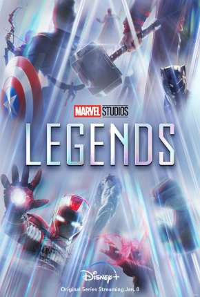 Lendas da Marvel - 1ª Temporada Legendada Torrent Download