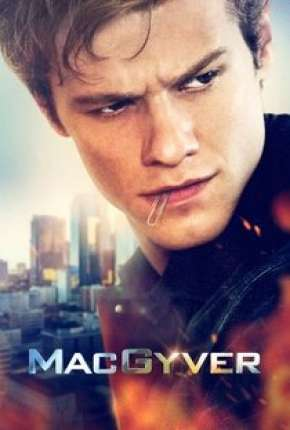 MacGyver - 5ª Temporada Legendada Torrent Download
