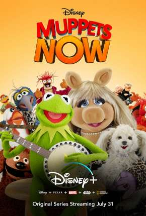 Muppets Now - 1ª Temporada Legendada Torrent Download