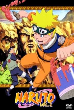Naruto - 1ª Temporada Torrent Download