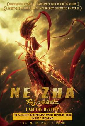 Ne Zha - Legendado Torrent Download