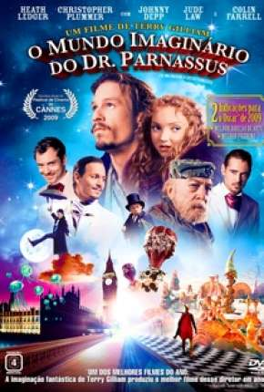 O Mundo Imaginário do Dr. Parnassus Torrent Download