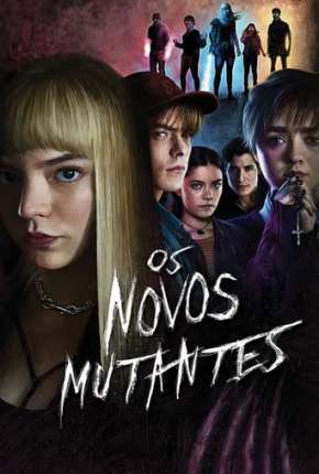 Os Novos Mutantes Torrent Download