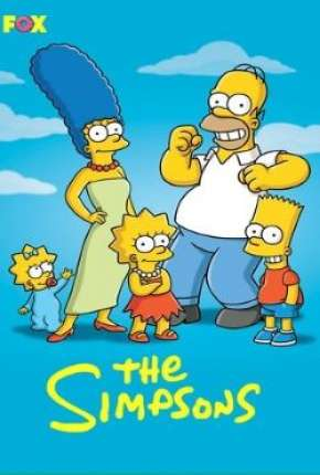 Os Simpsons - 32ª Temporada - Legendado Torrent Download