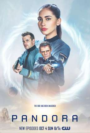 Pandora - 2ª Temporada Legendada Torrent Download