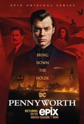 Pennyworth - 2ª Temporada Legendada Torrent Download