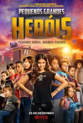 Pequenos Grandes Heróis Torrent Download