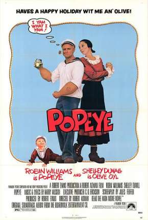 Popeye Torrent Download