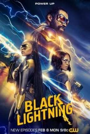 Raio Negro - Black Lightning 4ª Temporada Legendada Download