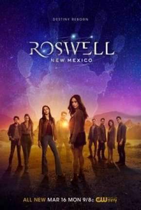 Roswell, New Mexico - 2ª Temporada Torrent Download