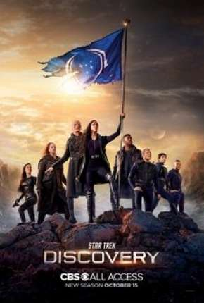 Star Trek - Discovery - 3ª Temporada Torrent Download